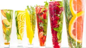 bauturi detoxifiante pentru vara