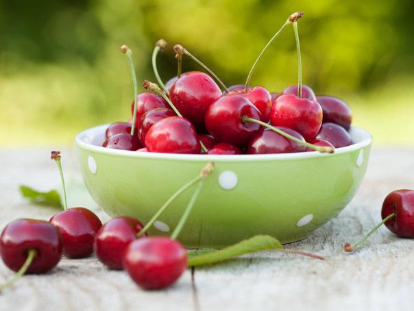 Fructele verii- cirese