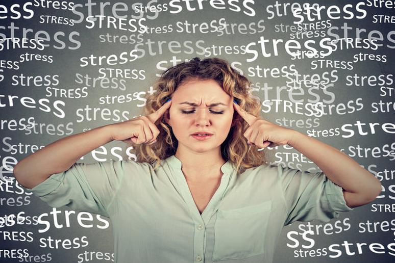 Prea mult stres este un factor care poate sa incetinesca metabilismul