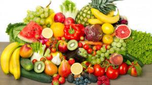 alimente diuretice - fructe si legume pentru retentia de apa