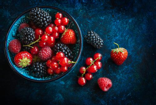 Beneficii fructe de padure pentru sanatate si slabire