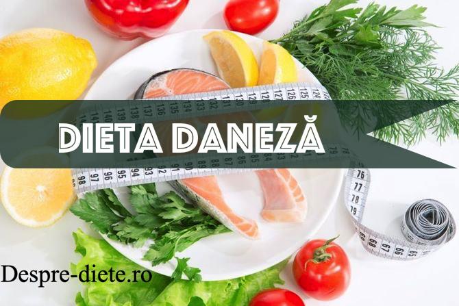 Dieta daneza de 13 zile