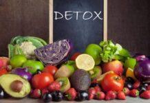 cura de detoxifiere - 8 alimente detoxifiante