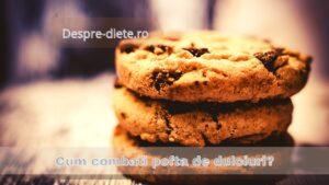 Dieta Rina ziua 3 - Cum scapi de pofta de dulciuri?