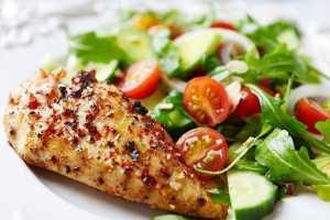 ce poti consuma la cina in ziua 1, ziua proteinelor a dietei Rina
